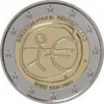 Allemagne 2009 - 2 euro commémorative 10 ans de la zone euro