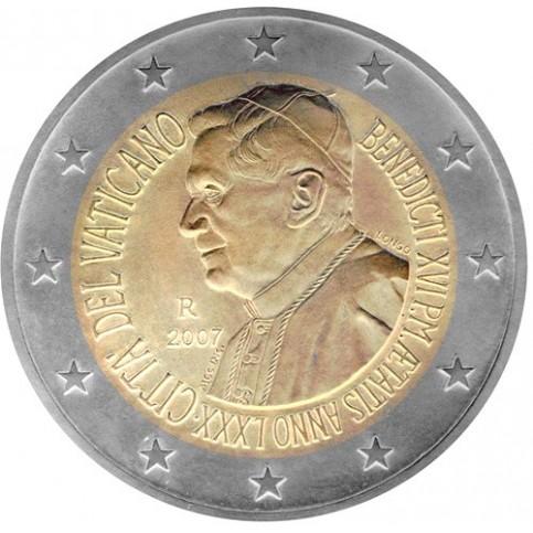 Vatican 2007 - 2 euro commémorative