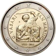 Saint Marin 2011 - 2 euro commémorative