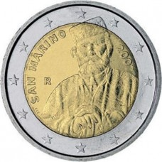 Saint Marin 2007 - 2 euro commémorative