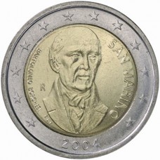 Saint Marin 2004 - 2 euro commémorative