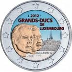 Luxembourg 2012 - 2 euro commémorative en couleur