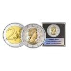 Lettonie 2014 - 2 euro hologramme