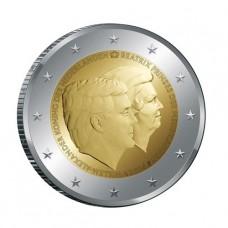 Pays-Bas 2014 - 2 euro commémorative