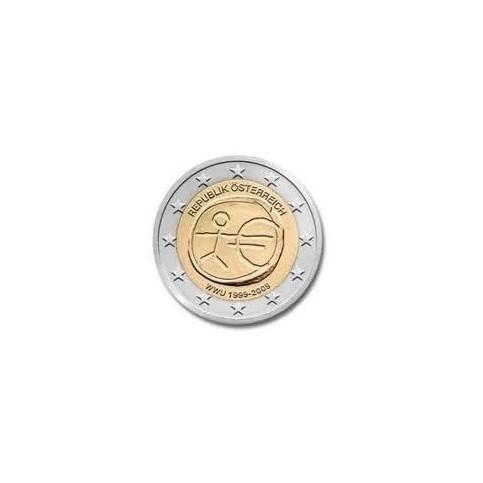 AUTRICHE 2009 - 10 ANS DE LA ZONE EURO