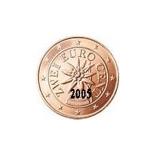 Autriche 2 Cents  2005