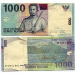 P.141 Indonesie - Billet de 1000 Rupiah