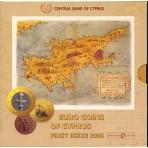 Chypre 2008 - Coffret euro BU