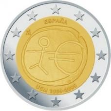 ESPAGNE 2009 - 10 ANS DE LA ZONE EURO