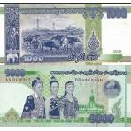 P.39 Laos  - Billet de 1000 Kip