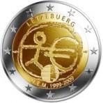 Luxembourg 2009 - 2 euro commémorative 10 ans de la zone euro
