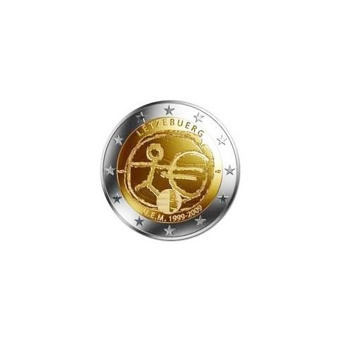 LUXEMBOURG 2009 - 10 ANS DE LA ZONE EURO