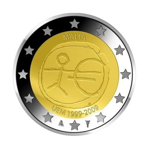 MALTE 2009 - 10 ANS DE LA ZONE EURO