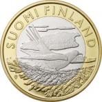 """Finlande 2014 - 5 euro """"Le Coucou"""""""