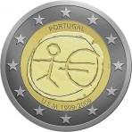 Portugal 2009 - 2 euro commémorative 10 ans de la zone euro