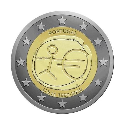 PORTUGAL 2009 - 10 ANS DE LA ZONE EURO