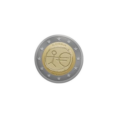 SLOVENIE 2009 - 10 ANS DE LA ZONE EURO
